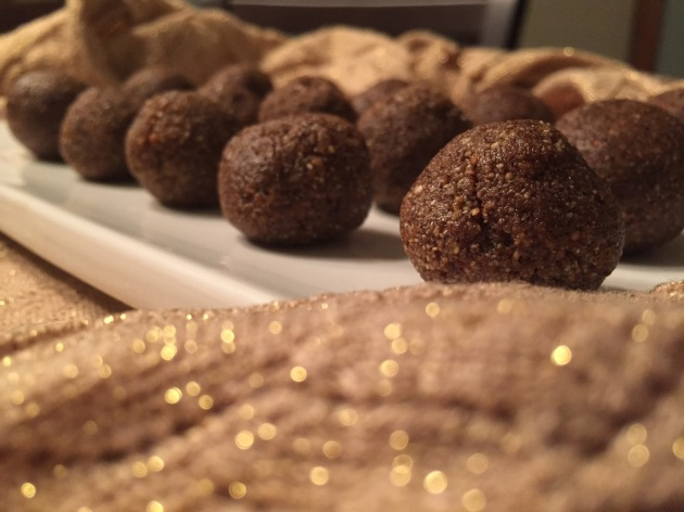 Quinoa Ladoo Main Picture